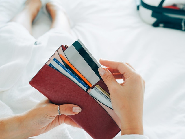 The great thing about these credit cards is you can make money just by using them