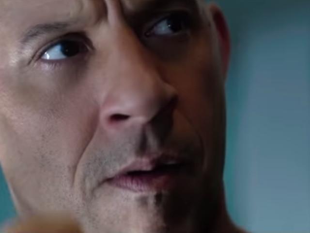 Vin Diesel gets shot in the face in the Bloodshot trailer
