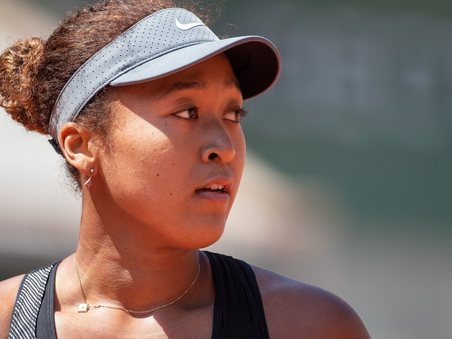 Naomi Osaka Is Here To Remind Us: Work Won't Love You Back