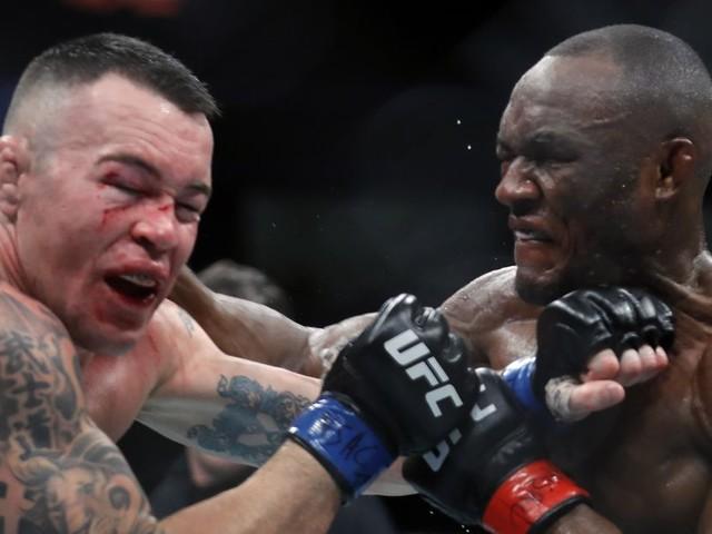 Report: Dana White confirms Usman vs. Covington rematch