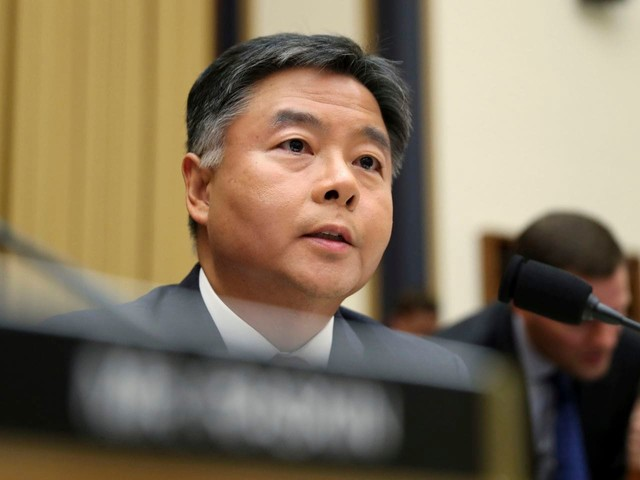 'Shove it,' Rep. Ted Lieu tells GOP colleague Devin Nunes in response to lawsuit threat