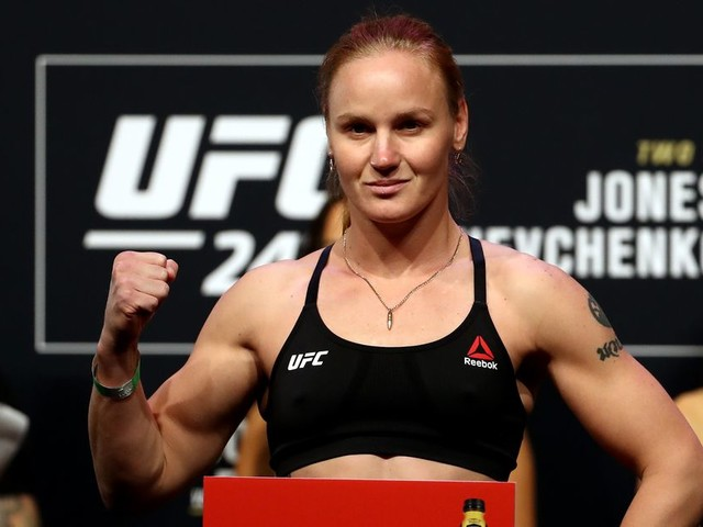 UFC 251's Shevchenko vs. Calderwood title fight delayed
