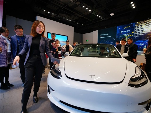 Report: Tesla Won't Be Buying More Land in Shanghai