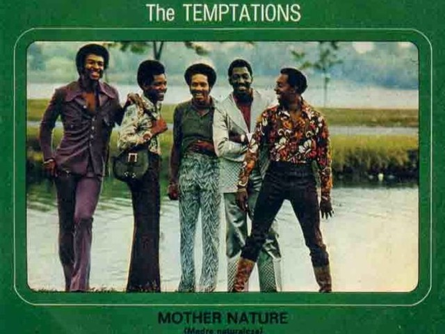 """The Number Ones: The Temptations' """"Papa Was A Rollin' Stone"""""""