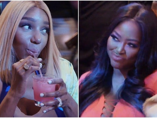 'She Need to Be Spit On': Nene Affirms She Didn't Spit on Kenya Moore but Wishes She Had