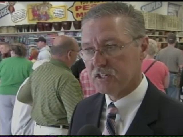 Ollie's Bargain Outlet CEO, founder dies at 61