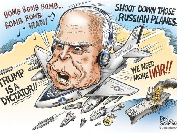 """Bomb, Bomb, Bomb... Bomb, Bomb"" Iran"