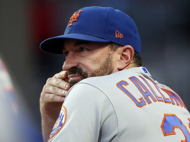 Mets clubhouse erupts with manager Mickey Callaway, pitcher Jason Vargas confronting reporter