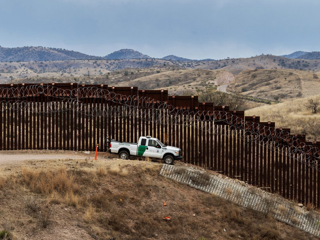 Trump Is Rushing to Make His Border Wall Look Like a Success Before November