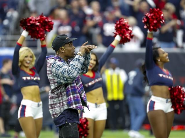Houston rapper Travis Scott donates $100,000 to Workshop Houston