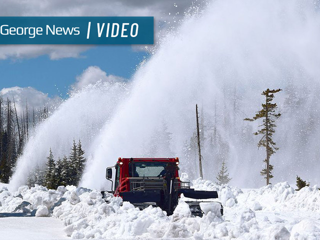 'Unusual amount of snow' means some seasonal roads will likely remain closed past Memorial Day