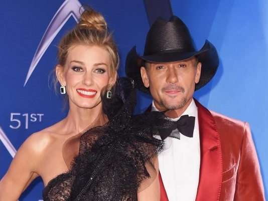 Faith Hill One-Upping Tim McGraw's Book With Her Own?