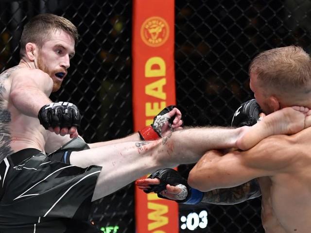 Sandhagen won't whine about scorecards at UFC Vegas 32