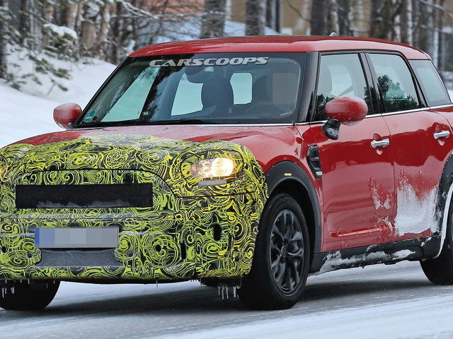 MINI Plays Spot The Differences With 2021 Countryman That's Coming Later This Year