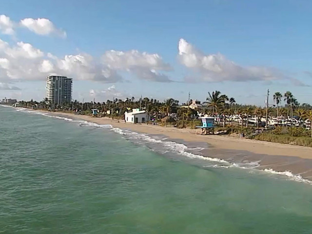 Miami Weather: A Little Warmer Tuesday Ahead Of Two Cold Fronts