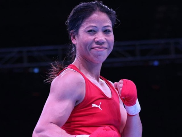"""""""Really Big Thing"""": Mary Kom On Being India's Flag Bearer In Tokyo Games"""