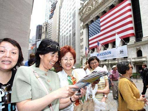 China Tourism To US Expected To Drop During Lunar New Year