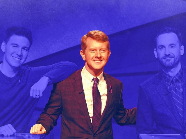 Ken Jennings Just Won the 'Jeopardy! The Greatest of All Time' Tournament