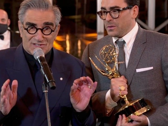 11 Biggest Jaw-Droppers From the 2020 Emmys--Aside From the Fact the Show Happened At All