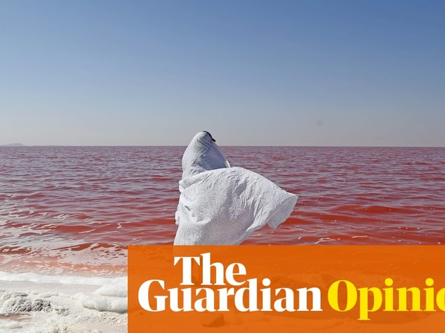 Iran's decision-makers must shoulder the blame for its water crisis | Kaveh Madani