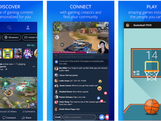 Facebook's gaming hub Fb.gg launches into beta on Android