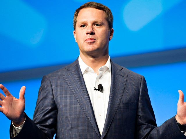 Walmart CEO Doug McMillon just released his annual letter to shareholders — read it here (WMT)