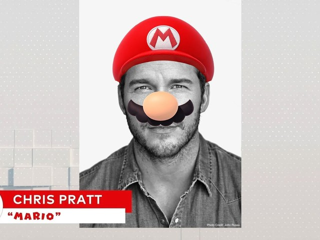 Somebody Tried To Warn Us About Chris Pratt As Mario In 2020