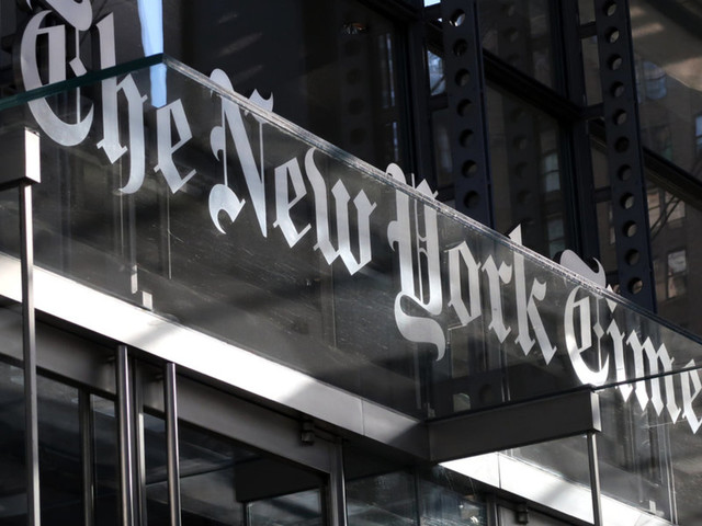 NY Times senior editor apologizes after past anti-Semitic tweets surface. Paper calls posts 'a clear violation of our standards'