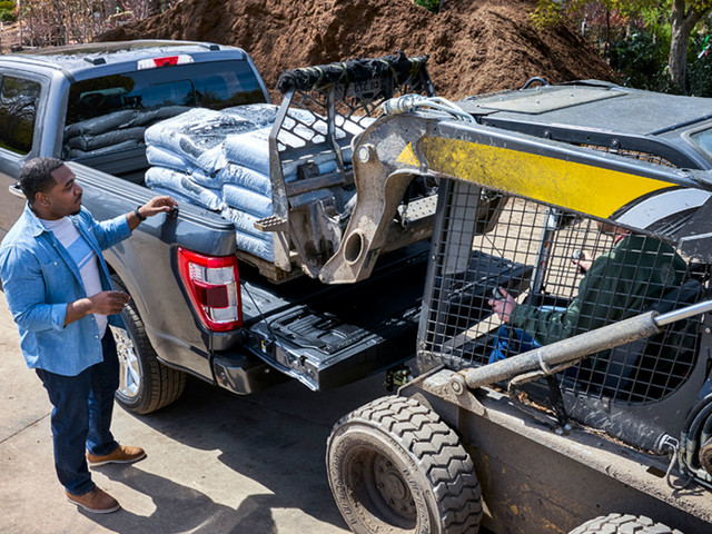 Forget The Bathroom Scale, The 2021 Ford F-150 Can Weigh You And Your Payload