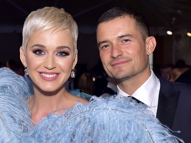 Katy Perry & Orlando Bloom: Engaged on Valentine's Day!