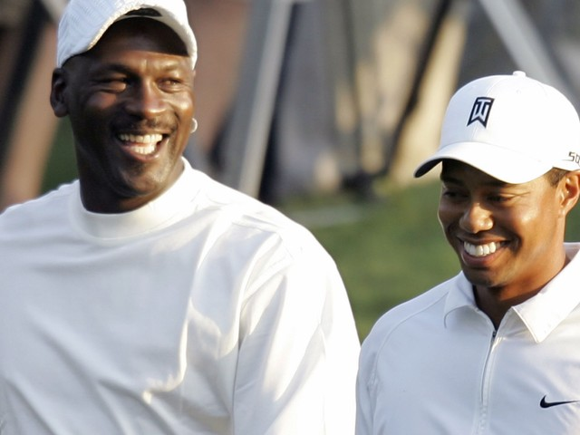 Michael Jordan defends Tiger Woods' legacy