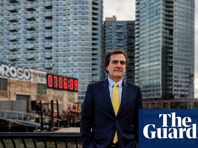 'Amazon isn't bigger than New York': meet the man who killed the deal