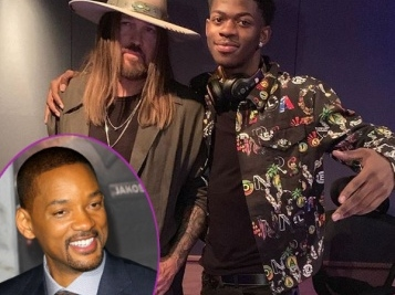 Will Smith Hilariously Puts In Bid To Star In Lil Nas X & Billy Ray Cyrus' 'Old Town Road' Country Music Video
