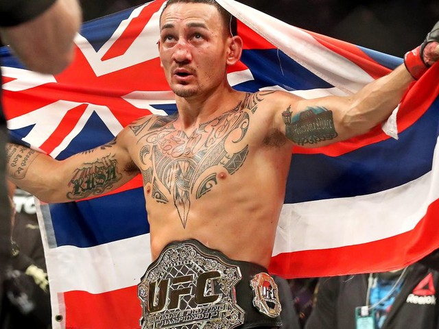Holloway hopeful of fighting for lightweight title again