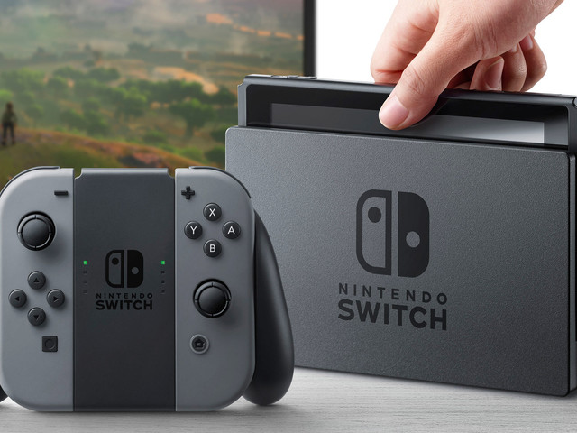 Nintendo Switch specs are official: All the nitty-gritty details