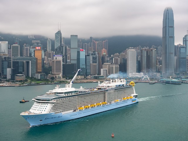 Royal Caribbean announces 2021 Spectrum of the Seas sailings from China