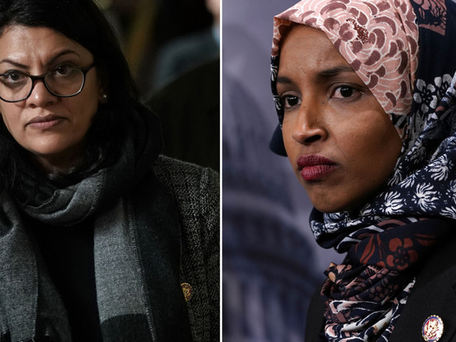 Ilhan Omar, Rashida Tlaib accused of supporting terrorists with their alarming responses to attacks against Israel