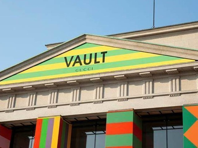 Behind Gucci's new experimental online space, Vault