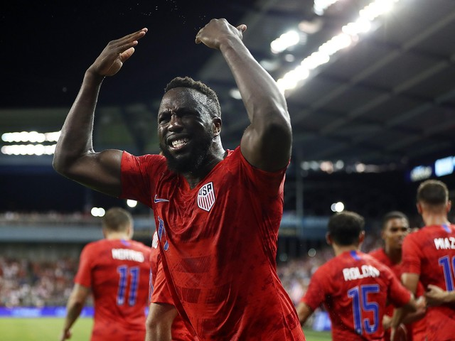 Jozy Altidore scores as Americans beat Panama 1-0 in Gold Cup