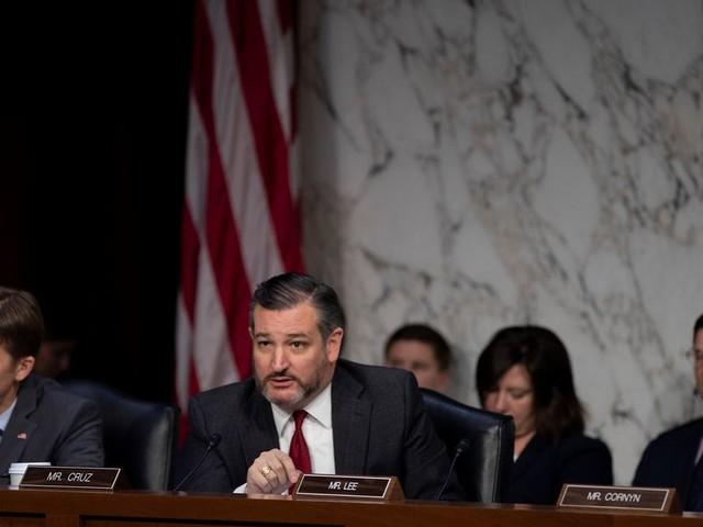 WATCH: Sen. Ted Cruz exposes deep corruption at the FBI