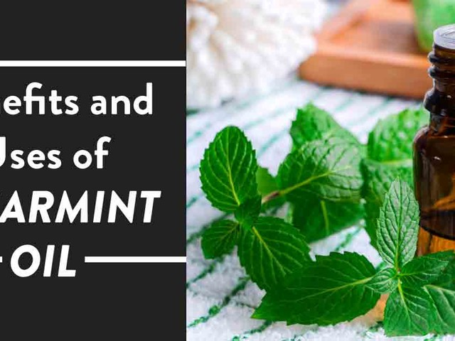 Spearmint Oil: The Gentler Mint Oil
