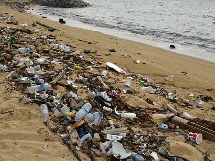 186 countries have signed UN pact to reduce plastic pollution