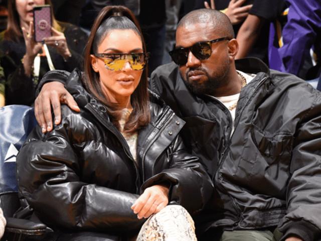 Kim Kardashian West Being Sued Over Instagram Photo With Kanye