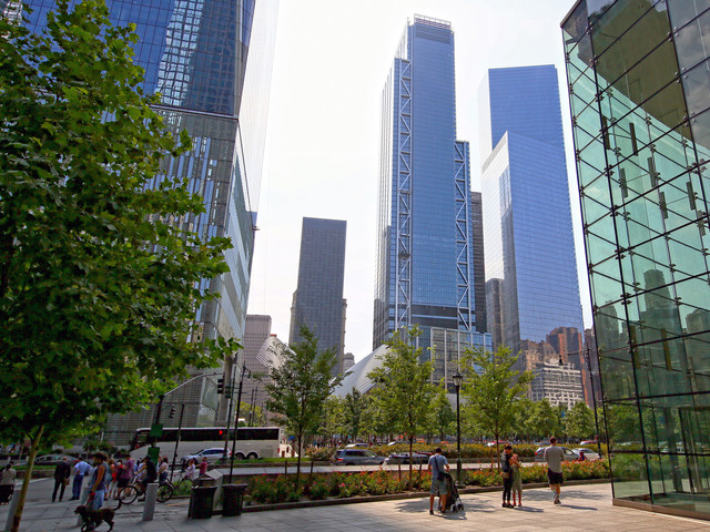 McKinsey & Co. is moving its headquarters to World Trade Center