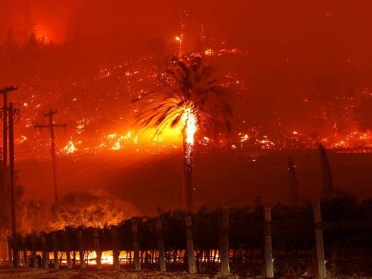 California Collapsing