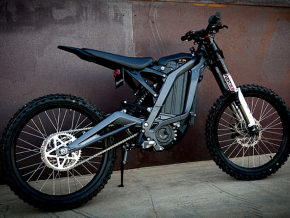Sur-Ron Firefly, an affordable and light electric dirt bike
