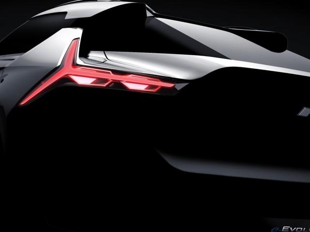 Mitsubishi Electric SUV Concept Puts 'E' in Evolution