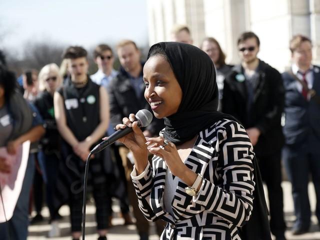 Ilhan Omar at CAIR speech tells Muslims to 'raise hell'