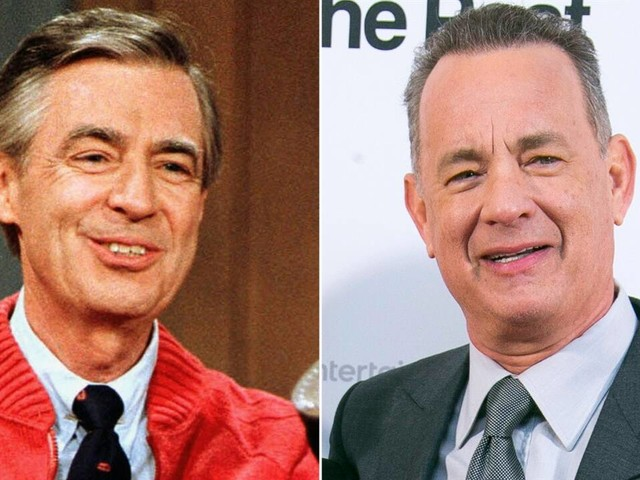"Tom Hanks Says Mister Rogers Role Was ""Terrifying"""