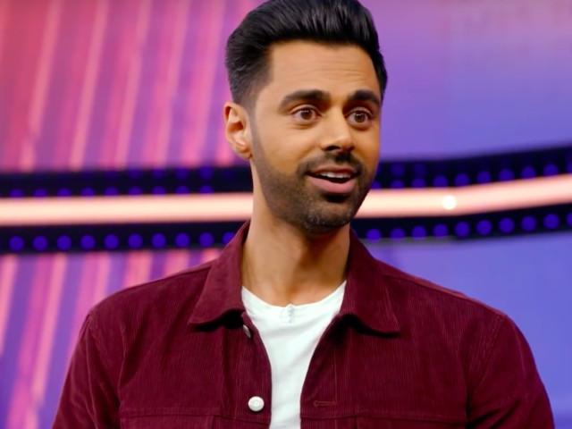 """Patriot Act"" Host Hasan Minhaj Talks Mental Health, Stigma"